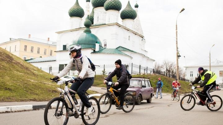 Мэр пригласил ярославцев на открытие велосезона