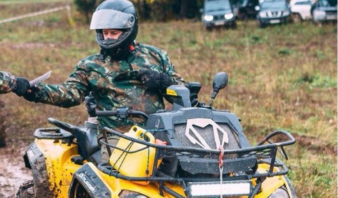 В Прикамье ищут свидетелей аварии с квадроциклом, в которой погиб молодой бизнесмен