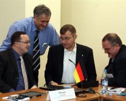 ТПП РО организовала переговоры с немецкими предпринимателями