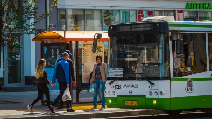 В донской столице запустили новый автобусный маршрут до аэропорта Платов