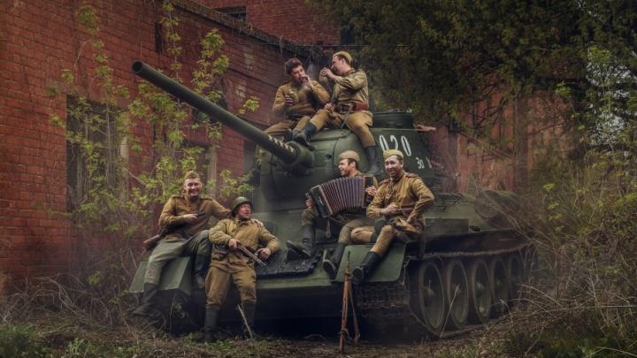 «Мы не делаем постеров к играм»: фотограф Волгограда показал пленных немцев и волжских матросов