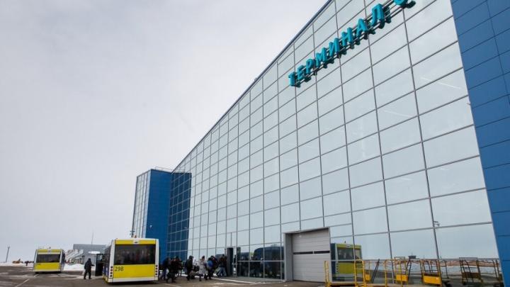 Самолет «Победы» экстренно сел в Волгограде из-за пожилого курильщика