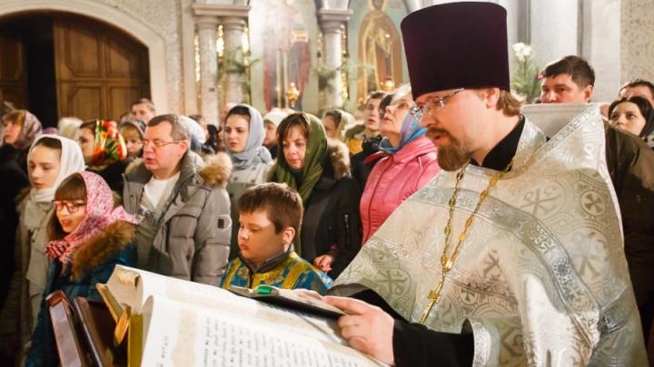 Волгоградские священники помолятся о прекращении пожаров