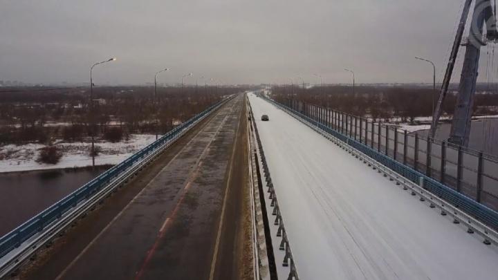 Дмитрий Медведев дал еще 127 миллионов на достройку моста через Ахтубу