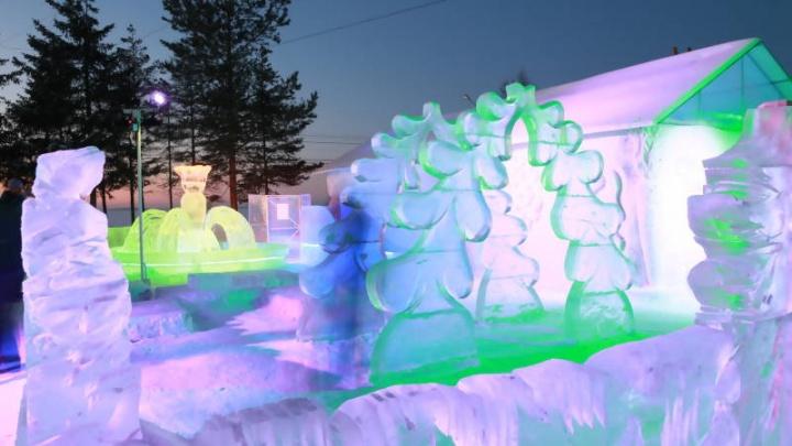 Ледовый город архангельского Снеговика переедет из центра в Соломбалу