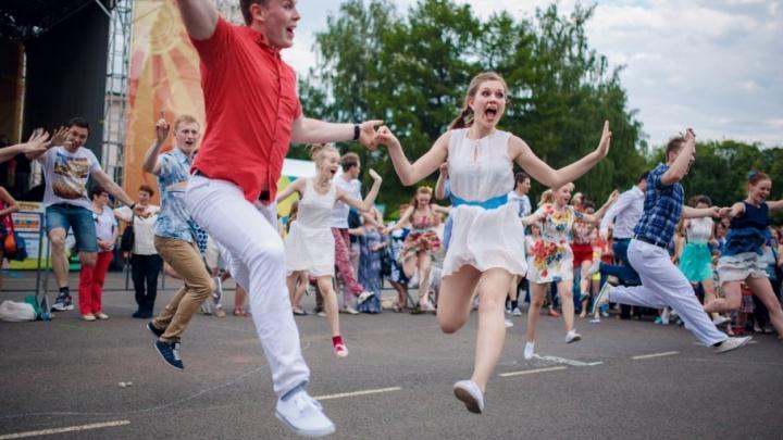Ярославцы станцуют буги-вуги перед Путиным