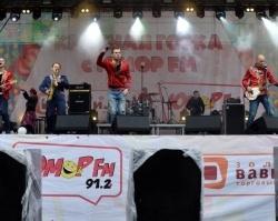 Ростов отпраздновал народные гуляния «Красная горка с ЮМОР FM»
