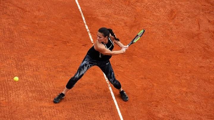 Волгоградка Наталья Вихлянцева пробилась в основную сетку турнира в Риме