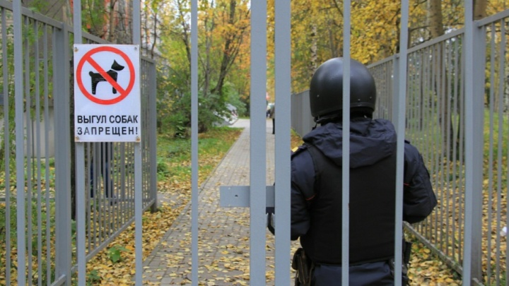 Очевидцы сообщили об эвакуации Архангельского торгово-экономического колледжа