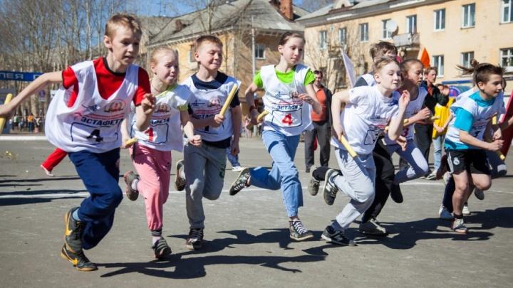 На спорте: новодвинцы поздравят город с сорокалетием легкоатлетическим пробегом