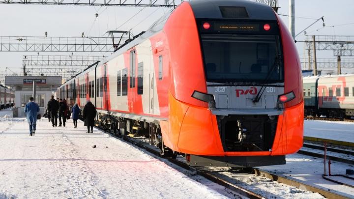 Железнодорожники потребовали от свердловского правительства внушительную доплату за работу электричек