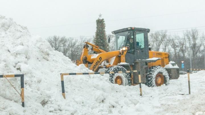 «Я — хозяйка!»: новый мэр Самары пообещала убрать снег с улиц до Нового года