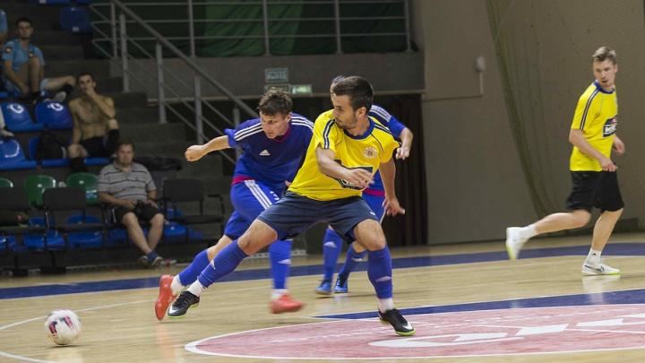 В Ростове прошел турнир по мини-футболу «Я строитель!»