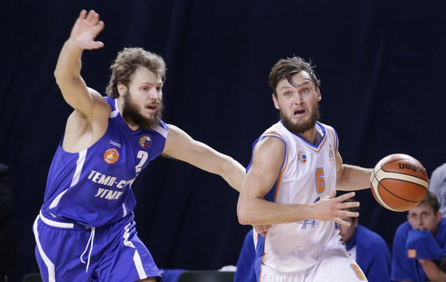 Самарские баскетболисты сразятся за Кубок РФБ