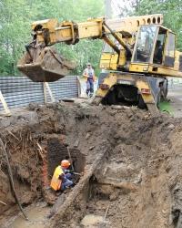 В Перми отремонтируют 7 км сетей водоснабжения