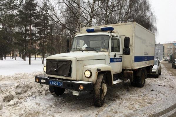 За сторонниками Навального внимательно наблюдали полицейские
