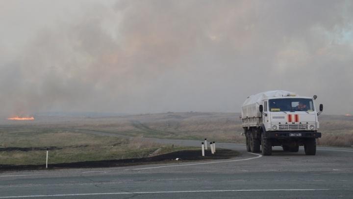 Инструкция 74.ru: как уберечь себя во время природных пожаров