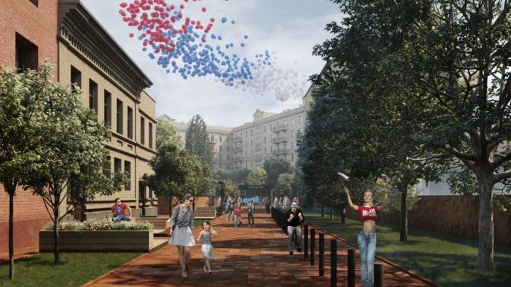 Волгоградцев зовут обсудить реконструкцию исторического центра города