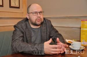 Иванов презентует новую книгу на ММКВЯ.