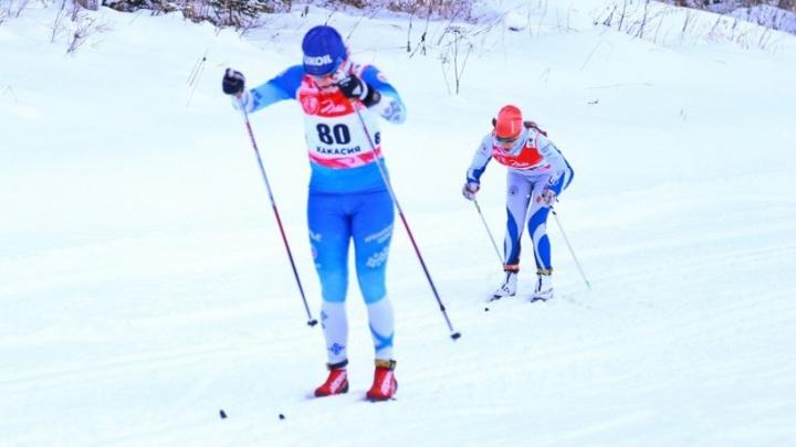 Архангельская лыжница завоевала золото Кубка Хакасии