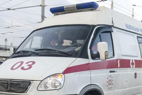Водители Honda и Renault доставлены в больницу
