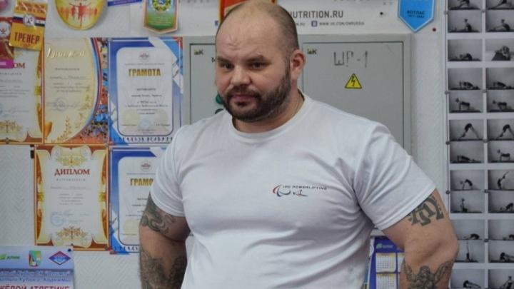 Спортсмен из Коряжмы стал четвертым на Кубке России по паралимпийскому пауэрлифтингу