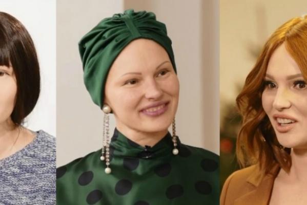Стилист Александр Рогов изменил внешность Олеси до неузнаваемости