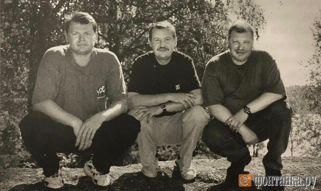 Пиотровский, Умнов и Ваничкин