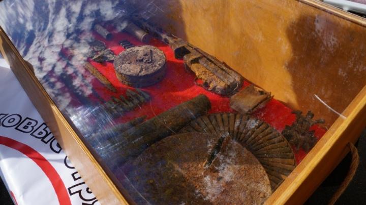 Они освобождали города: под Самарой откроется военный музей