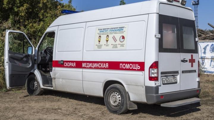 Жителей посёлка Городище под Волгоградом оставили выживать с одной скорой