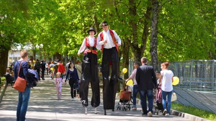 Мастер-класс по цирковому искусству и спорт: ростовский зоопарк рассказал о майских праздниках
