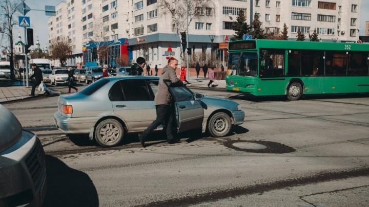 Улицу Ленина ждет капитальный ремонт: появятся новые тротуары, велодорожка и, возможно, полоса А