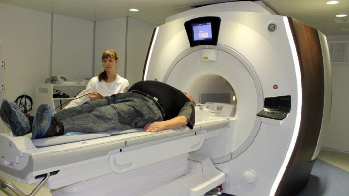 Полная диагностика: в челябинской больнице заработал аппарат МРТ для особо крупных пациентов
