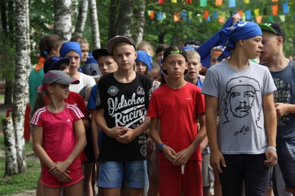 В день, когда всех накрыло инфекцией, детей экстренно вывезли из лагеря