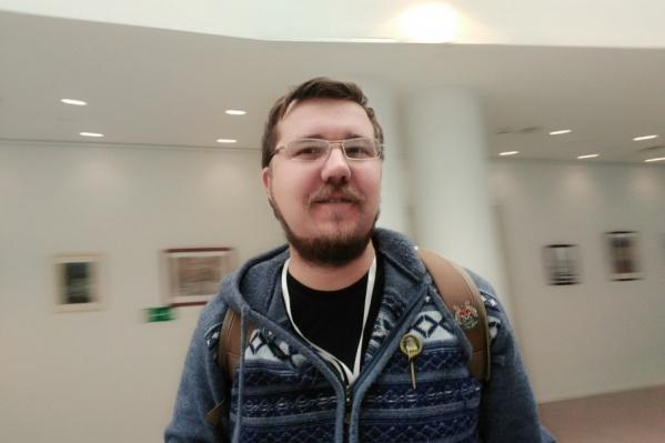 Ярославский блогер остался без смартфона из-за почты