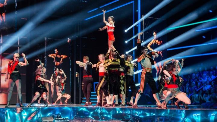 Тюменская команда формейшн «Вера» заняла второе место в финале проекта «Танцуют все!»