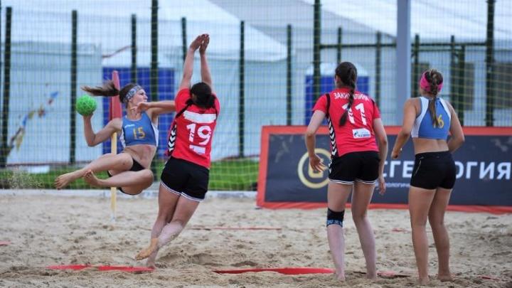 «Ростов-Дон» стал чемпионом России по пляжному гандболу