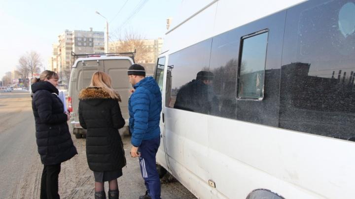 Челябинский маршрутчик погасил штрафы на 69 тысяч рублей, чтобы сохранить машину