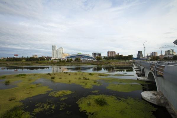 К саммитам Миасс почистят только в центре города