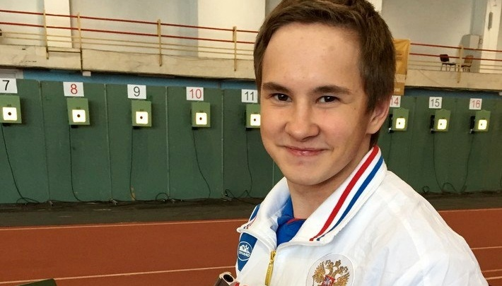 Стрелок Михаил Исаков завоевал серебро на первенстве России