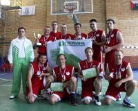 Турнир по волейболу и баскетболу в честь 170-летия Сбербанка