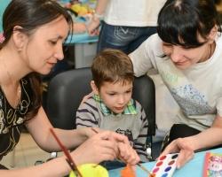 В Тюменском технопарке прошел праздник для детей с ДЦП