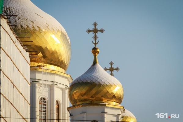 Похищенную святыню вор оценил в пять тысяч рублей