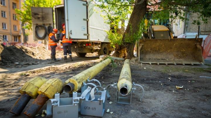 На третьем этапе опрессовки отключат воду только в одном районе Челябинска