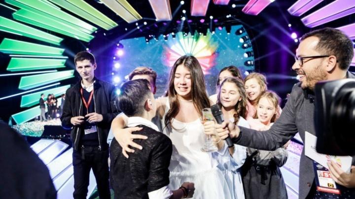 Школьницы из Ярославля принесли победу России на детском Евровидении