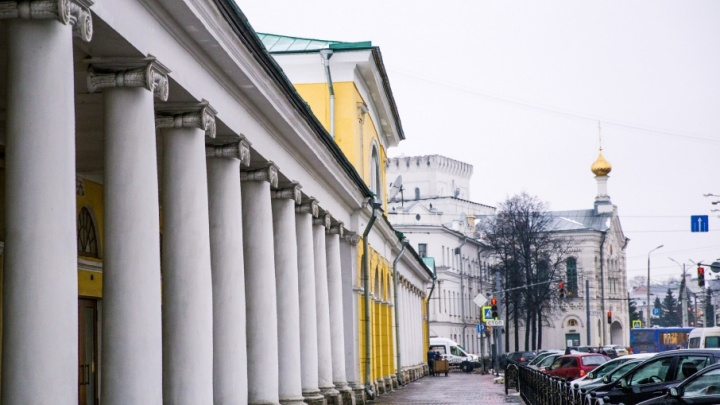 Сын экс-губернатора Вахрукова откроет в Ротонде ресторан