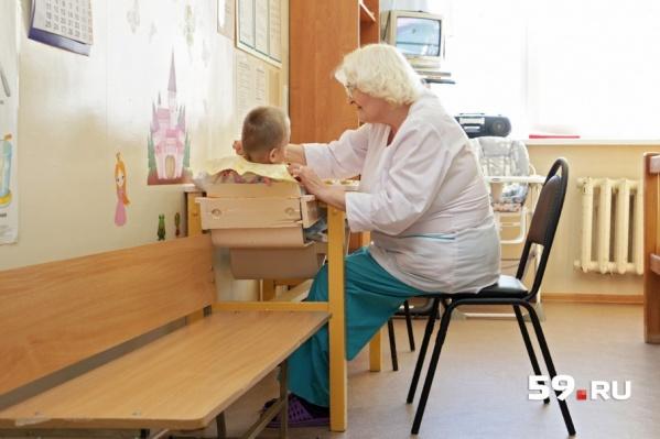 Новая детская поликлиника будет рассчитана на 350 посещений в день