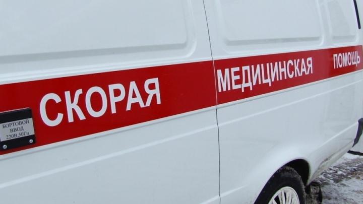 В Тольятти мальчик упал с высоты в школе