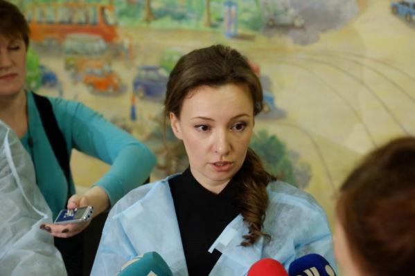 Анна Кузнецова поговорила с пострадавшими ребятами и их родителями