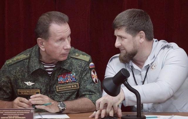Рамзан Кадыров объявил об уничтожении волгоградского боевика